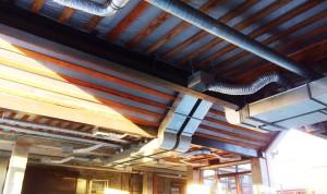 Система вентиляции закрытого плавательного бассейна в частном домовладении
